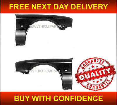 Bmw 3 E30 1983-1991 Front Wing Primed Pair Left & Right Saloon & Estate New