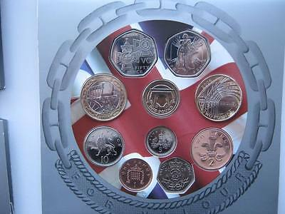 2006 Royal Mint  B UNC coin colection year set