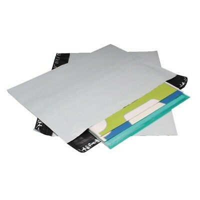 Go Secure Light-Weight Opaque Polythene Envelope 460x430mm x100 PL28