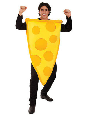 Adult Unisex The Big Cheese Fancy Dress Costume Outfit