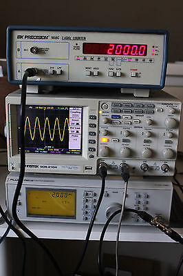 BK Precision 1856C 2.4 GHz Frequency Counter