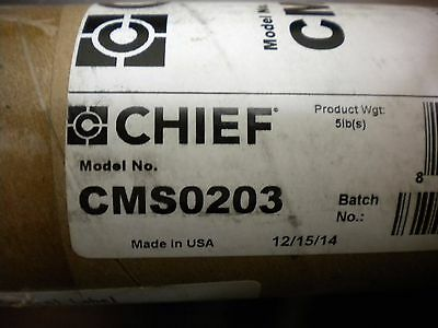 Chief CMS0203 2-3ft. Speed-Connect Adjustable Extension Column FREE SHIPPING