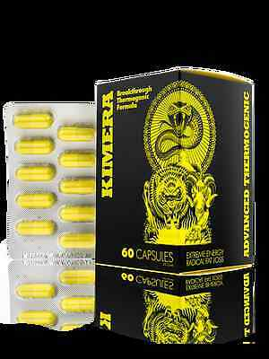 Kimera Accelerates fat burning and helps to sculpt your muscles. 60 caps