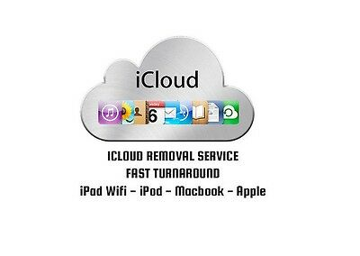 icloud removal service for Apple Wifi devices only, ipad, ipod, i-watch (Fast)