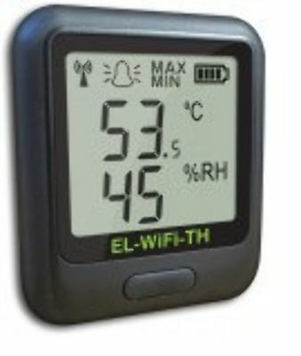 WIFI Temperature & Humidity Data Logger - EL-WiFi-TH