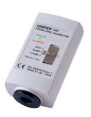 Sound Level Calibrator - C326