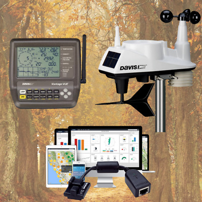 Vantage Vue Internet Weather Station - IC6250AU-IP