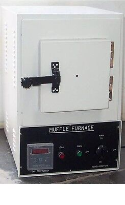 Digital Muffle Furnace Rectangular Lab Science Heating Equipment 220V