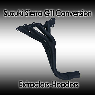 Suzuki Sierra GTI Conversion, Leaf spring, New Free Delivery