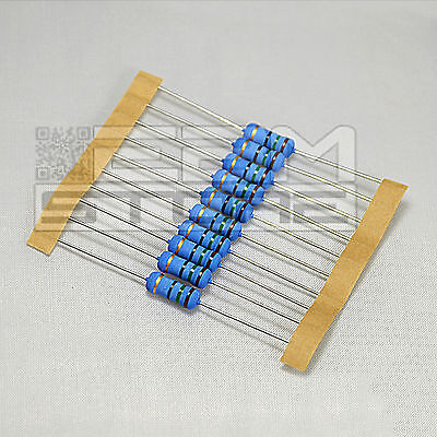 10 pz RESISTENZE 2W 10 Ohm - ART. C013