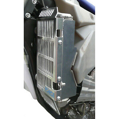 NEW Force Accessories Husaberg FE 2009-2012 Plain Motorbike Radiator Guards