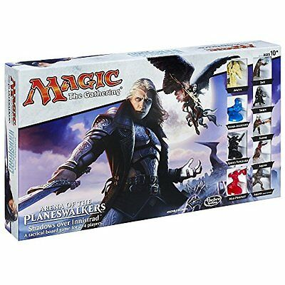 Hasbro MTG Arena Of Planeswalkers, Ages10+ Shadows Innistrad USA 2Side Gameboard