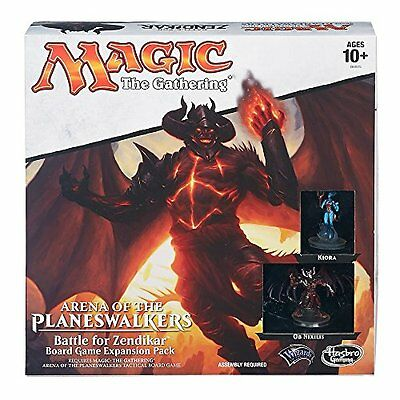 Magic The Gathering Arena of the Planeswalkers Battle for Zendikar Board Game...