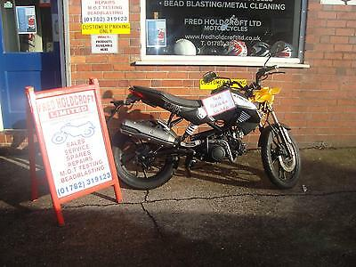 KYMCO K PIPE 125cc, *BRAND NEW* £100 OFF IF PRE-REG BEFORE XMAS