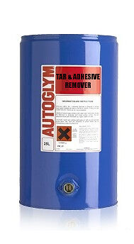 Genuine Autoglym Tar & Adhesive Remover Intensive Solvent Removal 25 Litre