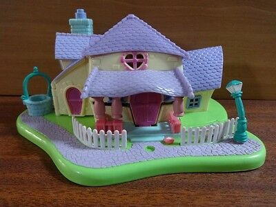 Vintage Bluebird Polly Pocket House DISNEY Minnie's Surprise Party 1995