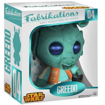 Greedo - Fabrikations Soft Sculpture 04 - Peluche Star Wars