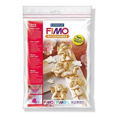FIMO Multi Use Moulds - Young Angels