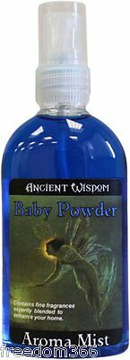 Baby Powder Aroma Mist Room Spray 100ml