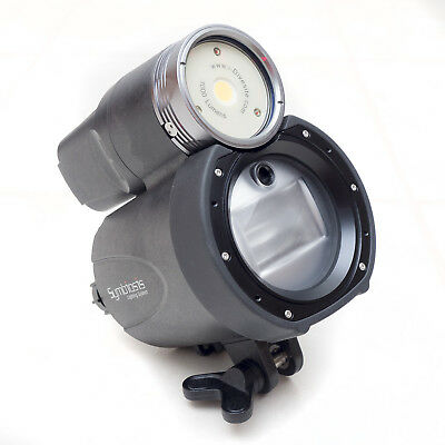 Itorch Symbiosis SS-1 Video Light and Underwater Strobe Flash