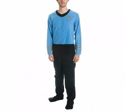 Star Trek Movie Mr Spock Men's  Union Suit.