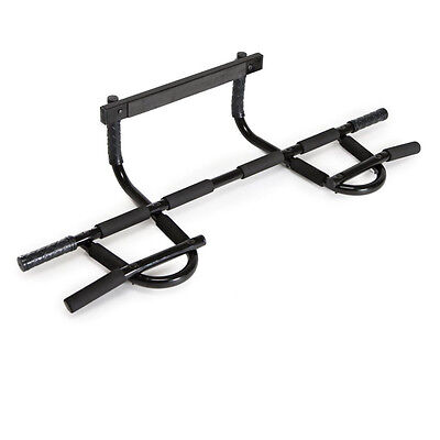 Brand New Portable Chin Up Workout Bar Home Door Pull Up Abs Exercise Doorway Wa