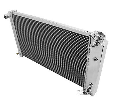 1963 1964 1965 1966 1967 1968 1969 1970 Chevy G Series Champion 3 Row Radiator