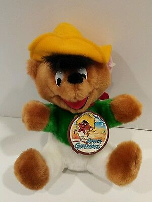"Older 9"" NWT Speedy Gonzales Warner Bros WB Looney Tunes Stuffed Plush"