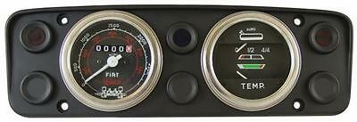 4334915 INSTRUMENT PANEL FIAT TRACTOR 450-540-640-605 etc GOLD VALUE+ANGLE DRIVE