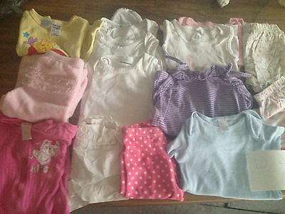 baby girls clothes size 0 bulk lot