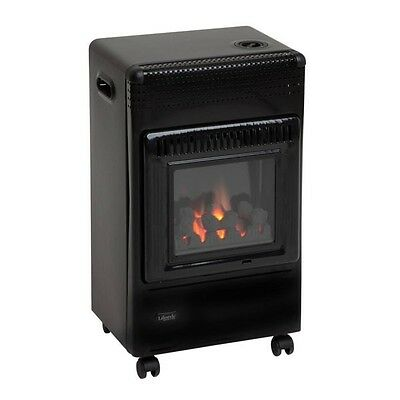 Lifestyle Living Flame Cabinet Heater 3.5kw