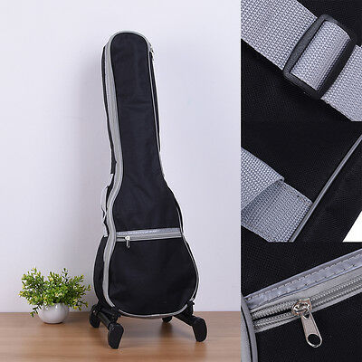 "21"" 23"" 26""Ukulele Gig Bag Hawaiian Ukulele Case Ukulele Hard Case Black 3 Sizes"