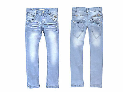 % Name it - Designer Jeans Nitras Glad  x-slim super weich 110 -164 UVP 34,95