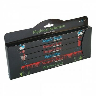 Stamford Mythical Selection Incense Sticks - Gift Pack - FREE UK P&P