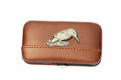 Kingfisher P Design Manicure / Pedicure Set Nail Clippers Wildlife Gift