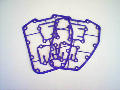 H/D New style twin cam cover gasket