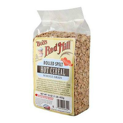 BPC1025766 Bobs Red Mill Spelt Rolled Flakes 2x16oz