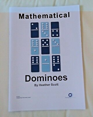 Mathematical Dominoes activity booklet by Heather Scott - Arithmetic and Logic