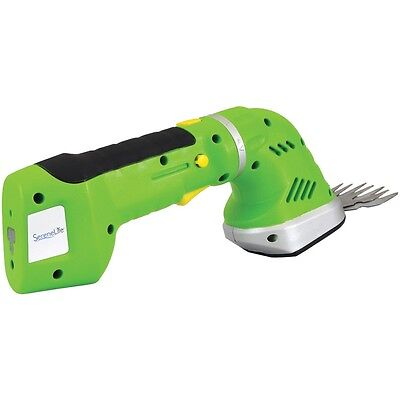 NEW Serene-life Pslgr14 Cordless Handheld Grass Cutter Shears