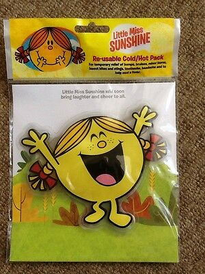Little Miss Sunshine : Re-Usable Cold/hot Pack **new**