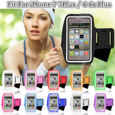 Easy Sports Gym Running Strap Armband Case Cover For iPhone 8 7 6s Plus 5 5s 8S
