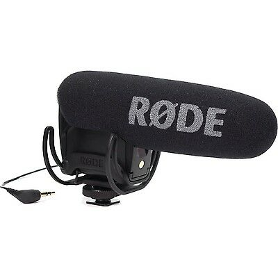 Rode VIDEOMICPRO | On Camera Microphone