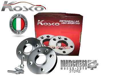 Kit 4 Distanziali Ruota 16 Mm. Ford Fiesta Iv- V-Vi-Vii Focus I Con Colonnette