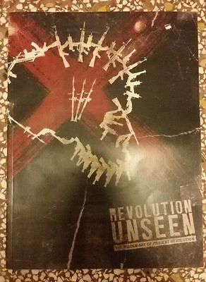 RARE Revolution Unseen Linkin Park Limited Edition Projekt Revolution 2007 Book