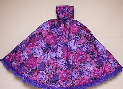 Handmade Barbie Clothes Gown *CLOTHES ONLY*