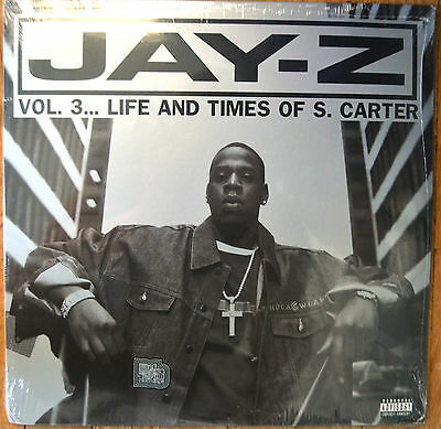 Jay-Z Vol. 3.. Life and Times of S. Carter Vinyl 2xLP Sealed New