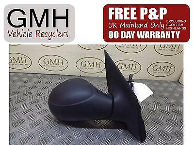 Citroen C2 Right Driver Offside Manual Door Wing Mirror 3 Door 2003-2010§