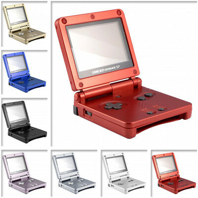 Full Housing Shell Case Kit Replacement Parts for Nintendo Game Boy Advance SP