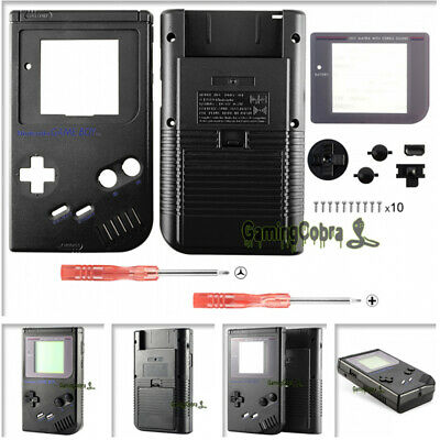 New Full Housing Shell Case Button Kits for Original Nintendo DMG-01 GameBoy