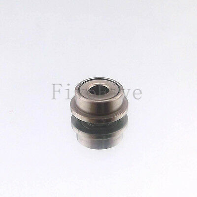 MF Series Inner Diameter 2-8mm Mini Metal Double Shielded Flanged Ball Bearings